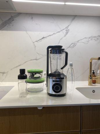 Blender kielichowy próżniowy Bosch VitaMaxx 2in1 jak kuvings