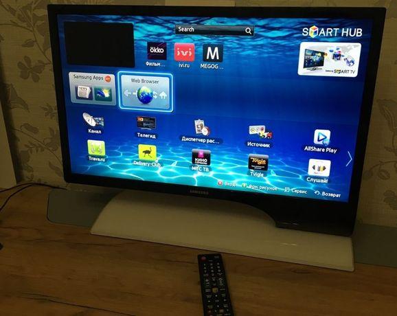 Монитор 27 дюймов со встроенным ТВ-тюнером Samsung FullHD
