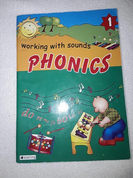 Phonics Book 1, Рабочая тетрадь для занятий с ребенком английский язык