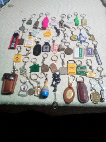 coleção de 100 porta chaves