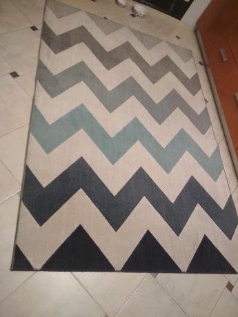 Scandinavia dywan 160x230 prawie nowy