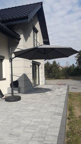 Parasol ogrodowy 3m