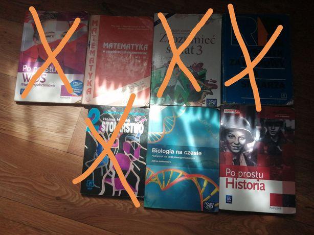 Książki do szkoły ponadgimnazjalnej