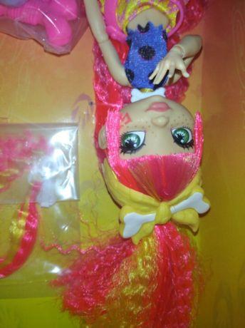 Кукла cave club Маттел Кейв Клаб шарнирная лялька пещерная эмберли
