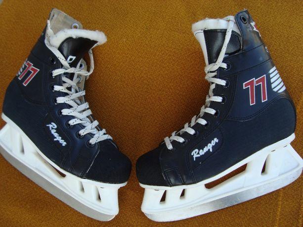 łyżwy hokejowe Ranger 11-roz 37=Super