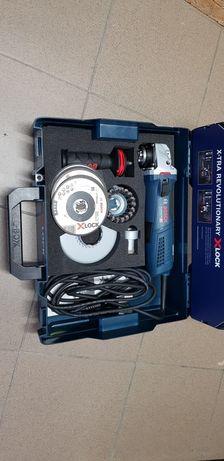 Szlifierka Bosch X-lock