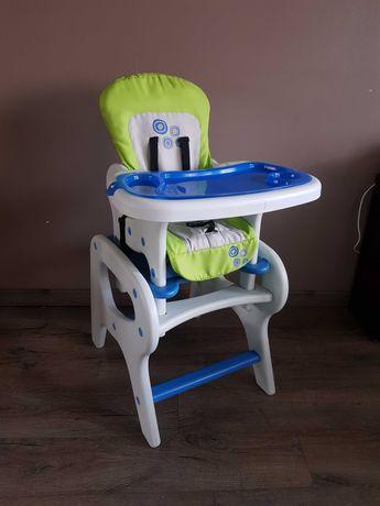 Wielofunkcyjne krzeselko do karmienia