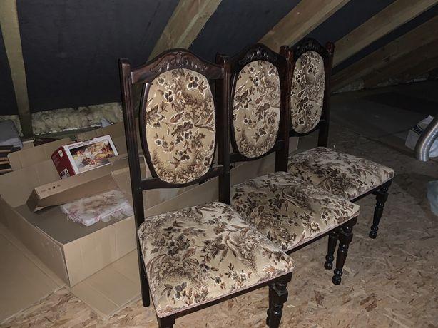 krzeslo retro vintage