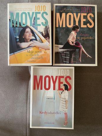 """Jojo Moyes - pakiet """"Zanim się pojawiłeś"""""""