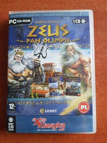 Gra Zeus Pan Olimpu pc cd-rom