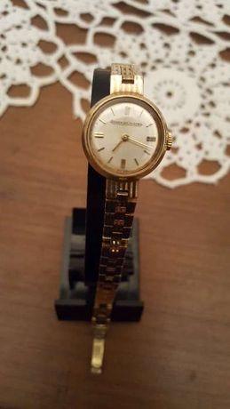 Relógio Jaeger D Coultre em Ouro