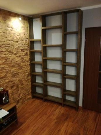 Regał półka na książki