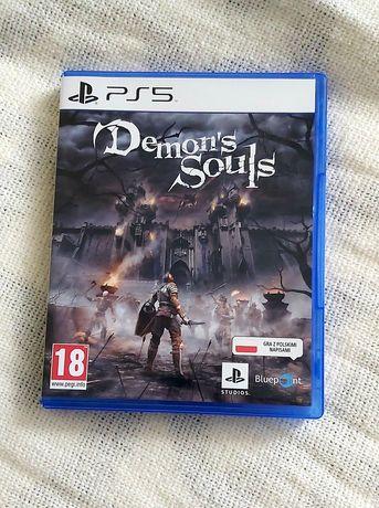 Demon's Souls PS5 (PL)