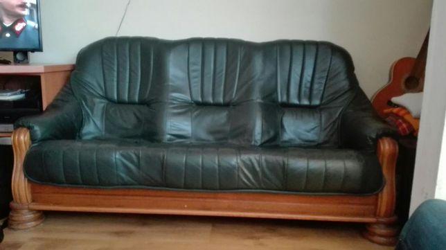 Kanapa , sofa drewniana