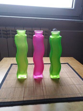 Kolorowe wazoniki