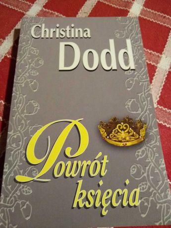 Christiana Dodd - Powrót księcia - romans
