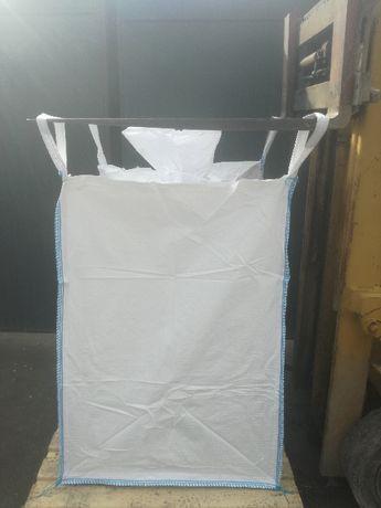 Worki Big Bag Uzywane rozmiar 92/92/180cm Czyste Jednakowe Hurt