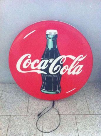 Coca Cola Reclame Luminoso