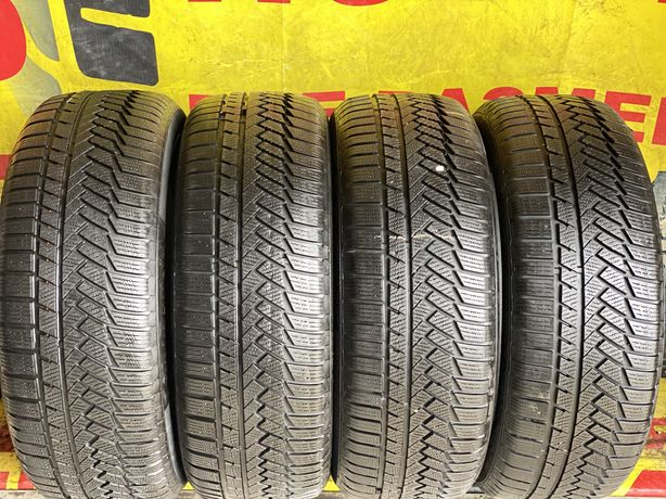 Continental ContiWinterContact TS 850P 235/55 R18 100H