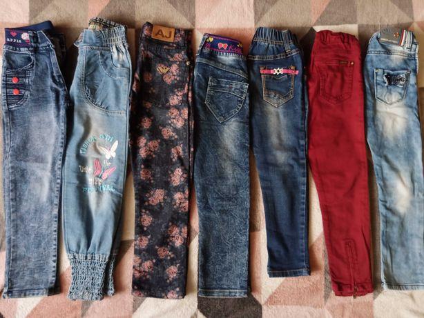 Джинси, штани, брюки