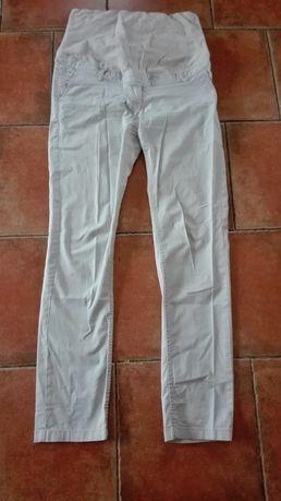 H&M MAMA r. 38 spodnie ciążowe