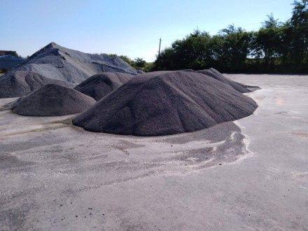 Щебень пісок відсів