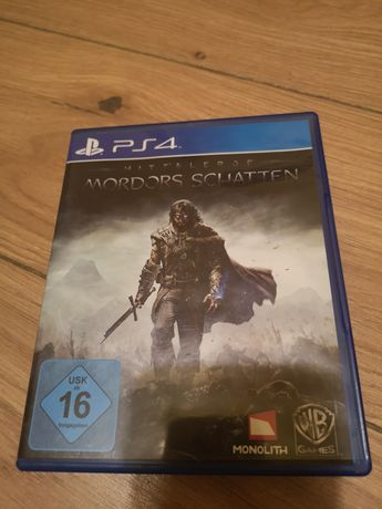 Mordors Shatten PS4