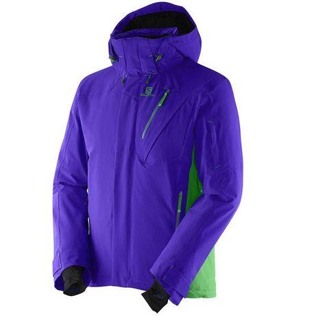 Продам куртку горнолыжную Salomon