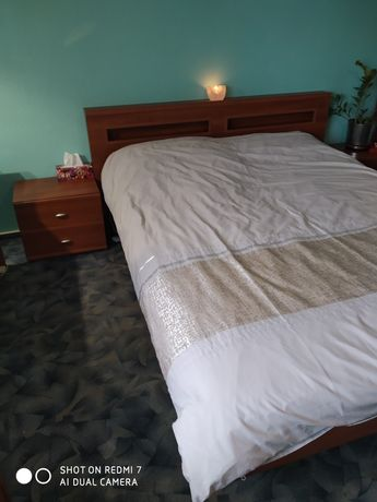 Komplet mebli do sypialni z kolekcji Vox