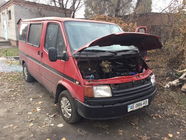 Ford transit 2,5 дизель