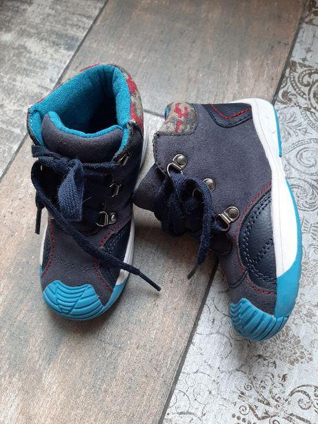 Кроссовки демисезонні черевики ботинки Lupilu 25р 16см