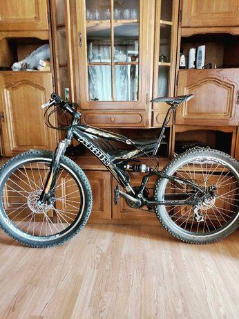 двухподвес Ardis, велосипед з амортизаторами