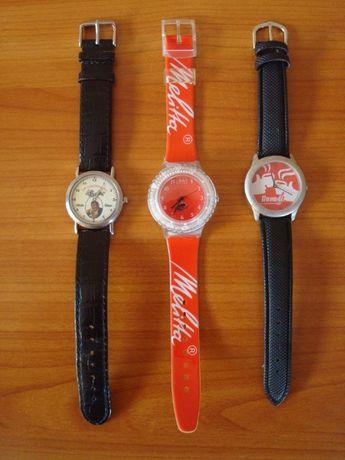 Relógios publicitários marcas de Café
