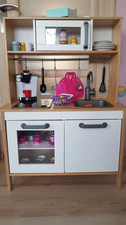 Kuchnia dla dzieci drewniana Ikea Duktig