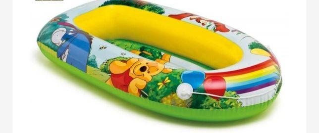 Надувной детский бассейн - лодка