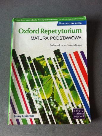 REPETYTORIUM Oxford - j. angielski, matura podstawowa
