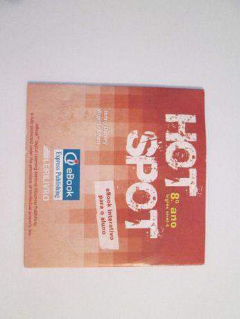 CD hot stop 8º ano, inglês