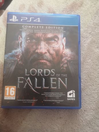 Lords Of The Fallen ps4 Complete Edition