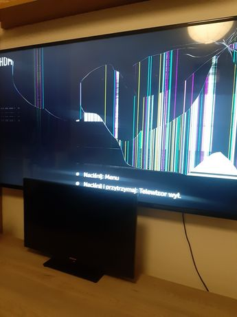 Sprzedam tv LG 65 cali UK6300