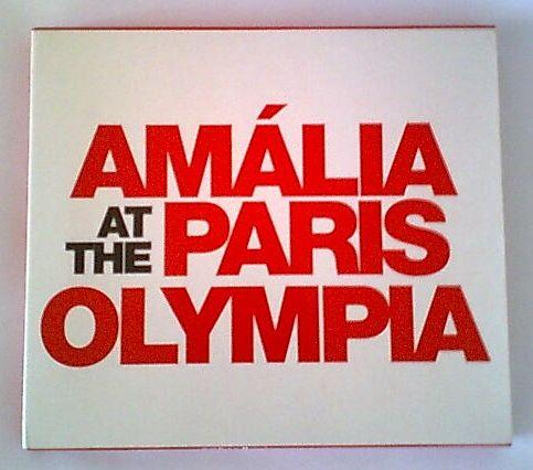 CD: Amália At The Paris Olympia 1957