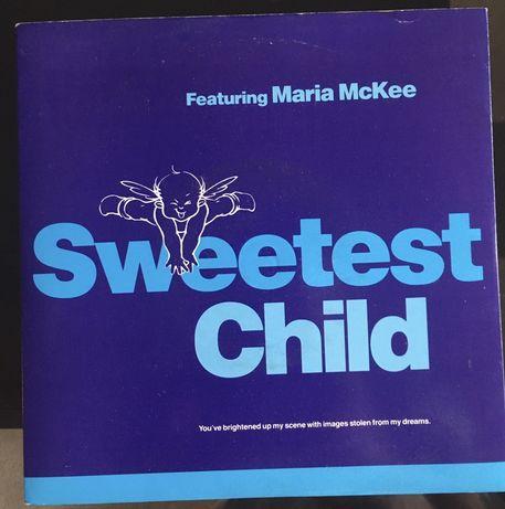 Sweetest Child - płyta winylowa mała