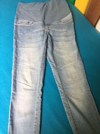 Spodnie ciążowe H&M r 36