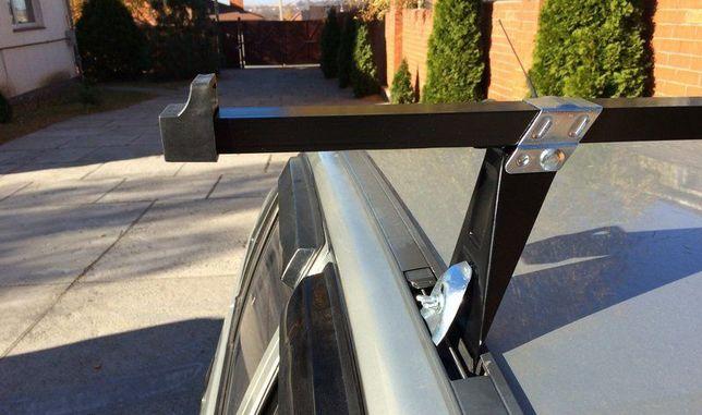 Багажник на крышу Daewoo nexia Део Нексия, Opel Kadett в штатные места