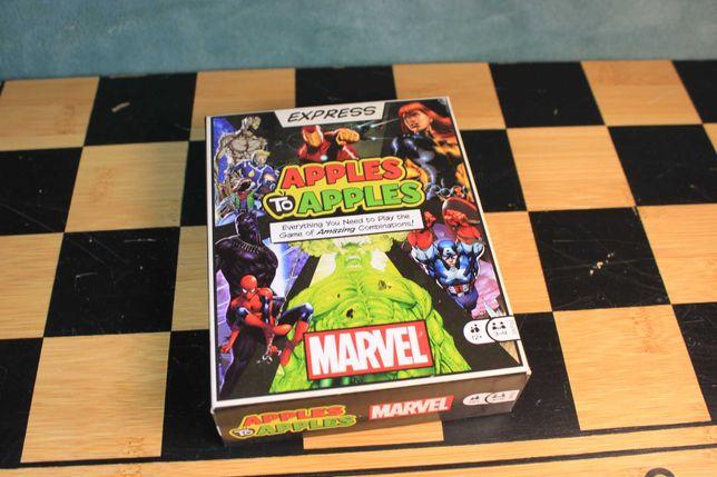 Яблоки в яблоки: Настольная игра Marvel Edition (оригинальная)