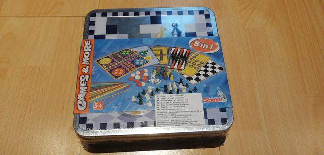 Nowa gra 8 w 1 firmy Simba.