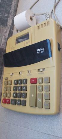 Maquina Calculadora Eletrica e com Papel
