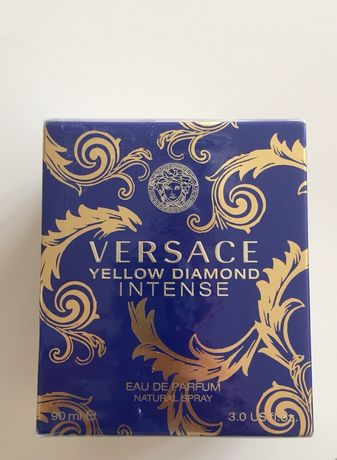 Perfumy Versace Yellow Diamond Intense 90ml nowe