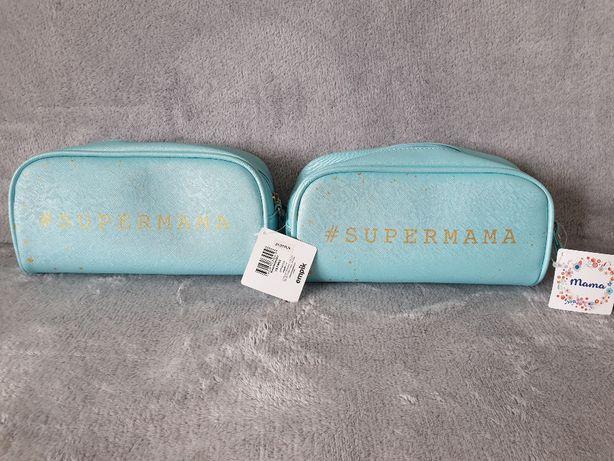 Kosmetyczka damska SuperMama Empik prezent dzień mamy