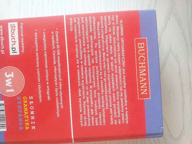 Buchmann - Słownik orograficzny