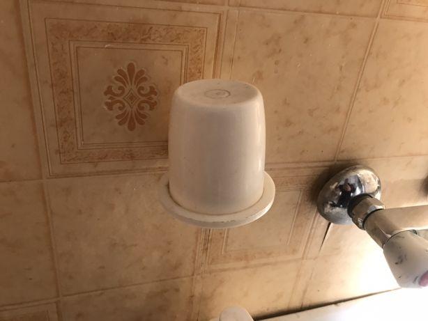 Zestaw łazienkowy ( półka, lampa..)